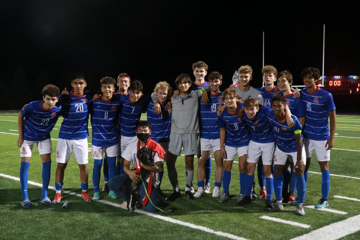 Boys+Varsity+Soccer+Defeats+Corvallis+4%E2%80%931+and+Remains+Undefeated