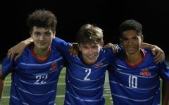With three consecutive wins so far, the boys varsity soccer team defeated Corvallis with a score of 4-1.