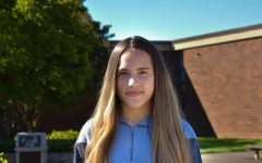 Sophomore Lauren Baker has a goal of competing in the 5K in cross country this season.