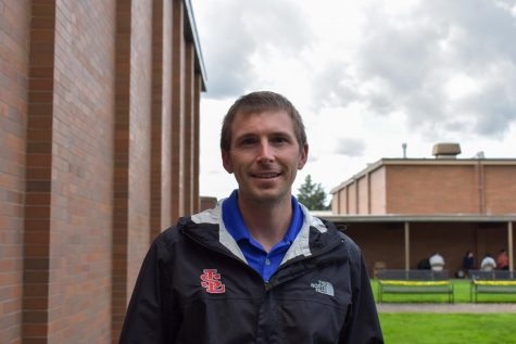 New in his role but not new to La Salle, Mr. Mikel Rathmann joins La Salle's staff as the new Campus Health and Safety Monitor.