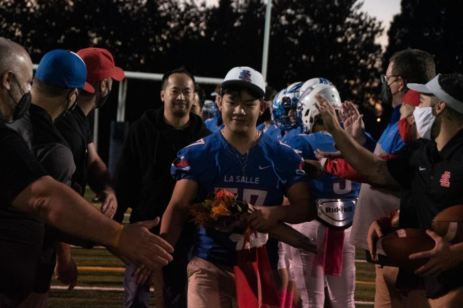 After a brief break from their game schedule, the football team was able to make a comeback and is now finishing out the season.