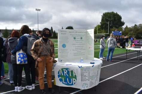 The Earth Club urges people to get educated about the time-sensitivity and effects of the climate crisis.